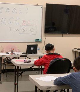 2020 CMGC Math Contest